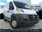 2018 ProMaster 1500 Standard Roof 4x2,  Empty Cargo Van #E110375 - photo 1