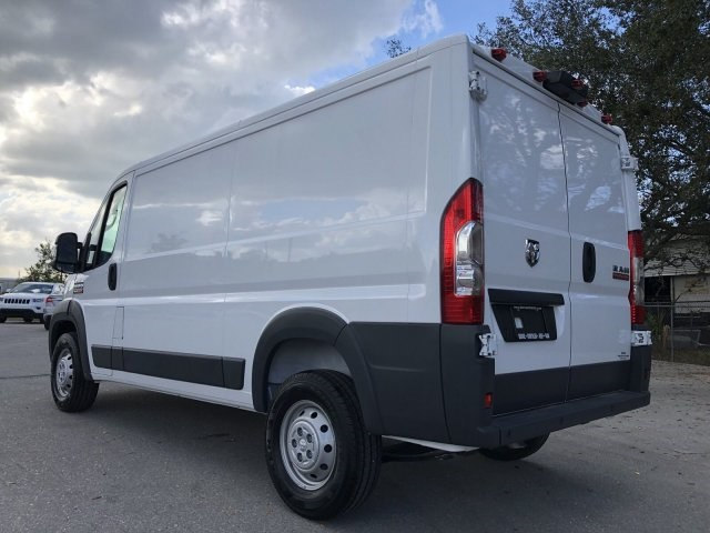2018 ProMaster 1500 Standard Roof, Cargo Van #E110379 - photo 6