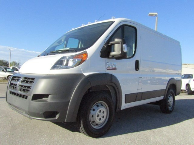 2018 ProMaster 1500 Standard Roof,  Upfitted Cargo Van #E110380 - photo 7