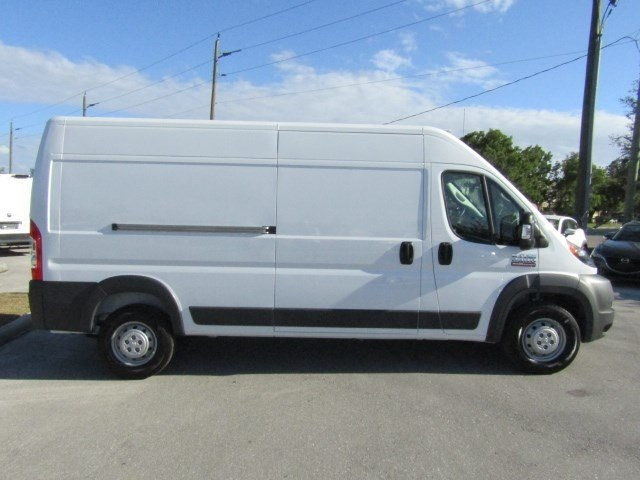 2018 ProMaster 2500 High Roof, Cargo Van #E110448 - photo 3