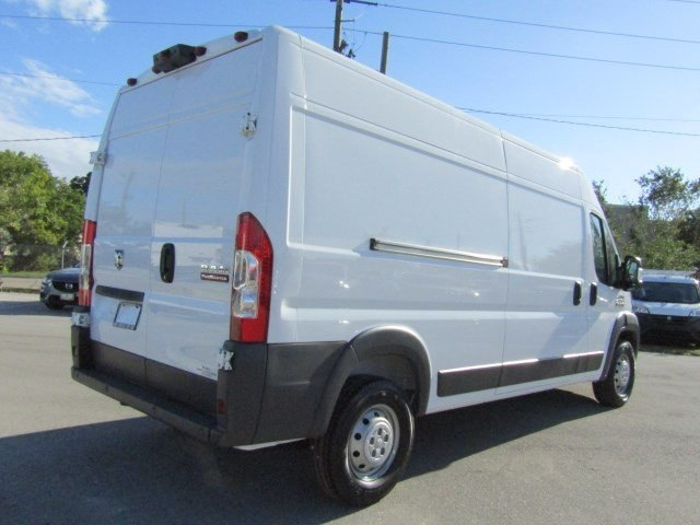 2018 ProMaster 2500 High Roof, Cargo Van #E110448 - photo 4