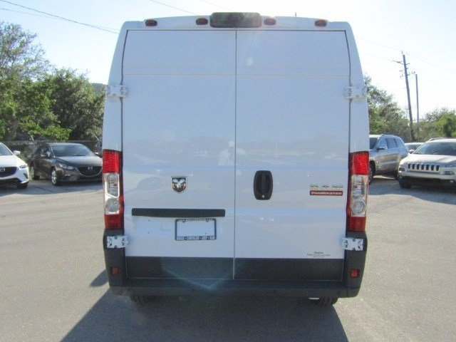 2018 ProMaster 2500 High Roof, Cargo Van #E110448 - photo 5