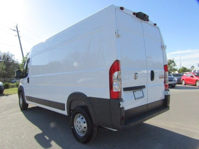 2018 ProMaster 2500 High Roof, Cargo Van #E110448 - photo 6