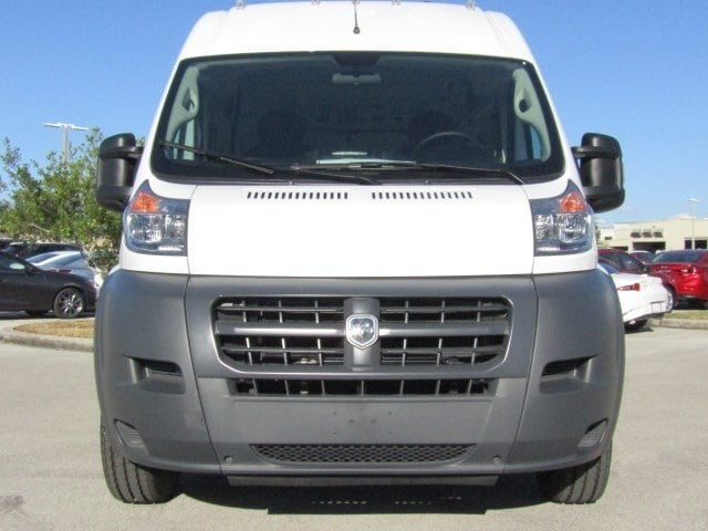 2018 ProMaster 2500 High Roof, Cargo Van #E110448 - photo 8
