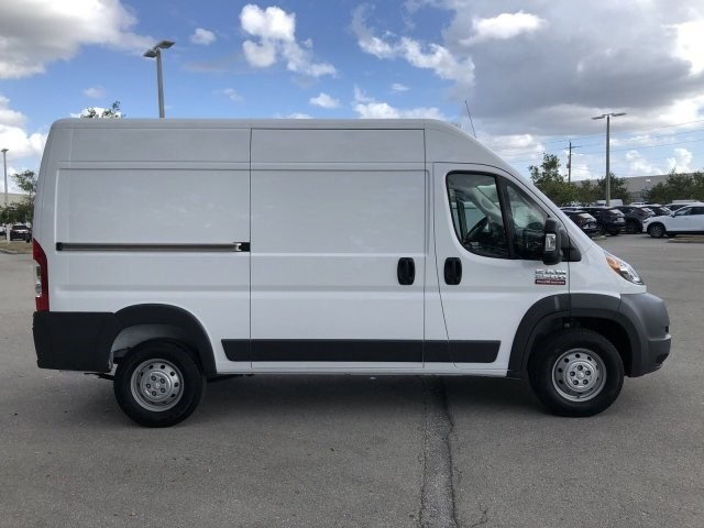 2018 ProMaster 2500 High Roof, Cargo Van #E116646 - photo 3