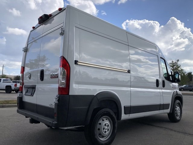2018 ProMaster 2500 High Roof, Cargo Van #E116646 - photo 4
