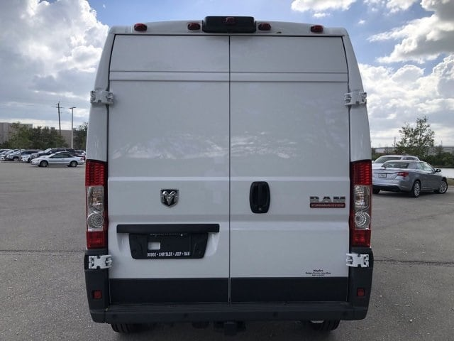 2018 ProMaster 2500 High Roof, Cargo Van #E116646 - photo 5