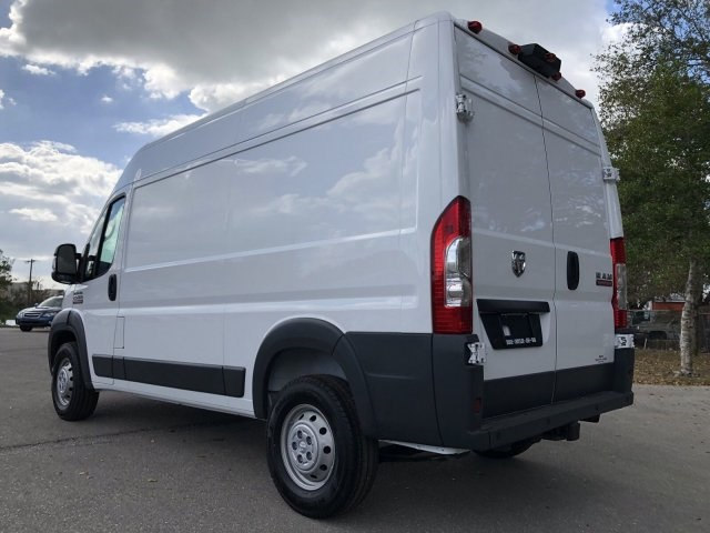 2018 ProMaster 2500 High Roof, Cargo Van #E116646 - photo 6