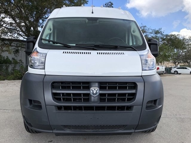 2018 ProMaster 2500 High Roof, Cargo Van #E116646 - photo 8