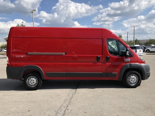 2018 ProMaster 2500 High Roof, Van Upfit #E116647 - photo 3