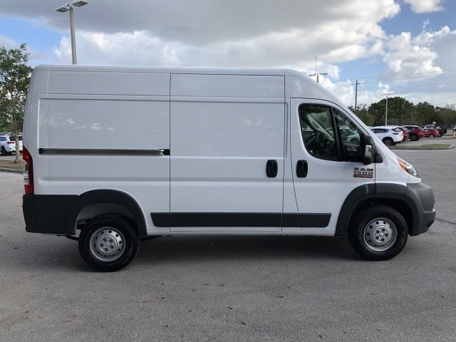 2018 ProMaster 1500 High Roof 4x2,  Empty Cargo Van #E117051 - photo 3