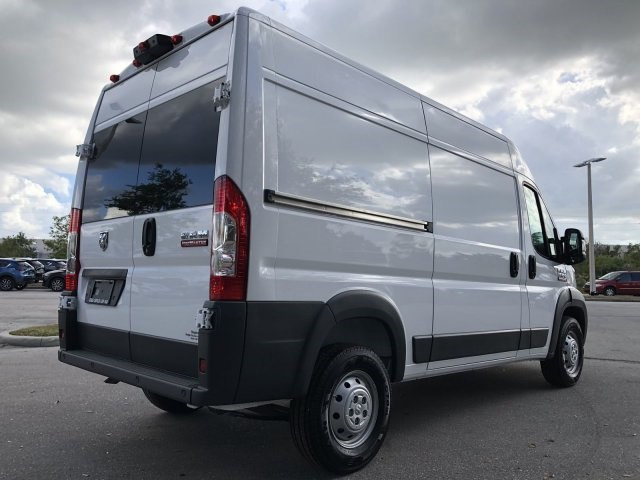 2018 ProMaster 1500 High Roof 4x2,  Empty Cargo Van #E117051 - photo 4
