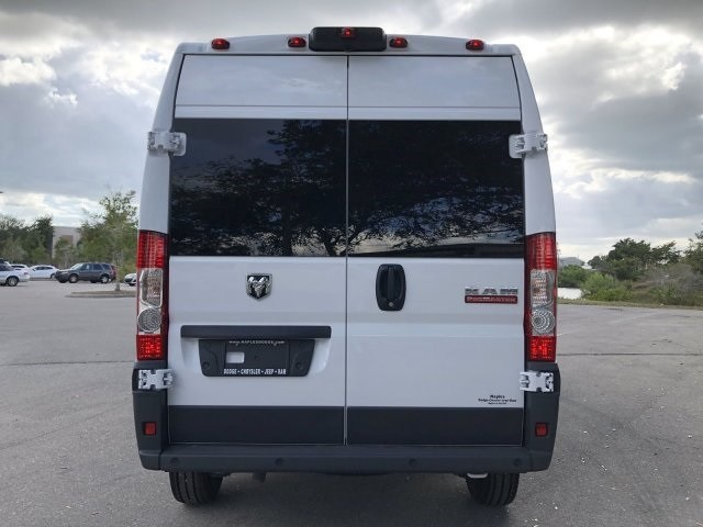 2018 ProMaster 1500 High Roof 4x2,  Empty Cargo Van #E117051 - photo 5