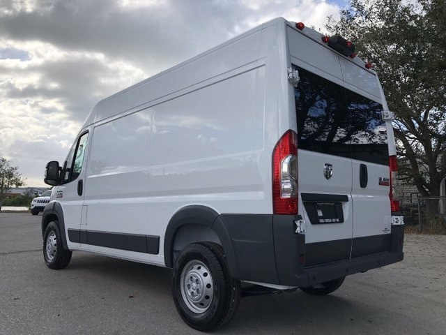 2018 ProMaster 1500 High Roof 4x2,  Empty Cargo Van #E117051 - photo 6