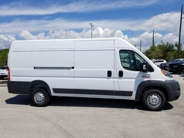 2018 ProMaster 3500 High Roof, Van Upfit #E117554 - photo 3