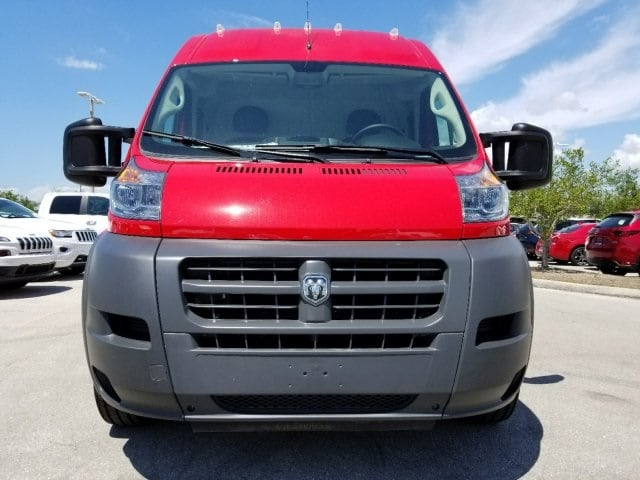 2018 ProMaster 2500 High Roof, Van Upfit #E118063 - photo 9