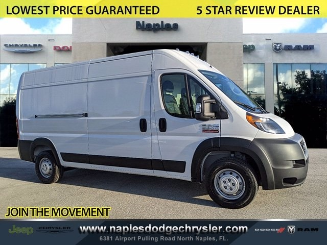 2020 Ram ProMaster 2500 High Roof FWD, Upfitted Cargo Van #E133793 - photo 1