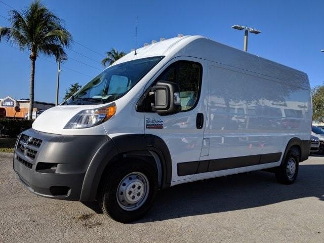 2018 ProMaster 2500 High Roof FWD,  Upfitted Cargo Van #E162024 - photo 8
