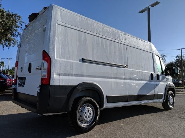 2018 ProMaster 2500 High Roof FWD,  Upfitted Cargo Van #E162024 - photo 5
