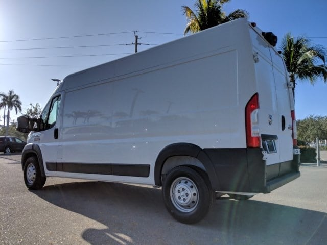 2018 ProMaster 2500 High Roof FWD,  Upfitted Cargo Van #E162024 - photo 7
