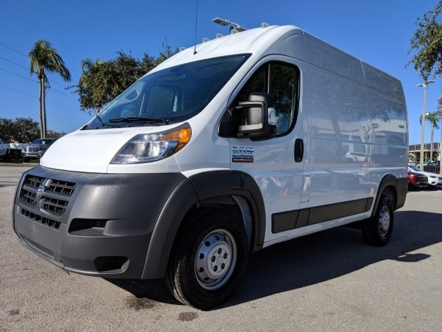 2018 ProMaster 2500 High Roof FWD,  Upfitted Cargo Van #E162026 - photo 8