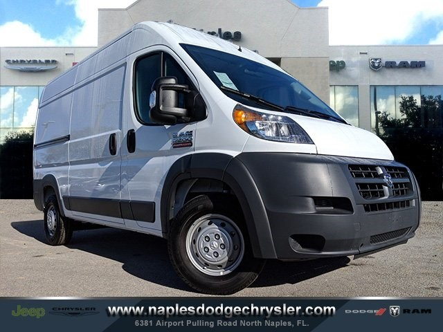 2018 ProMaster 2500 High Roof FWD,  Upfitted Cargo Van #E162026 - photo 1