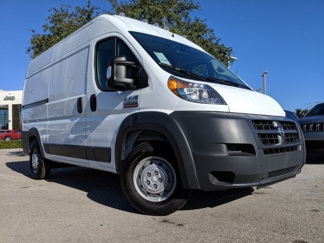 2018 ProMaster 2500 High Roof FWD,  Upfitted Cargo Van #E162026 - photo 3