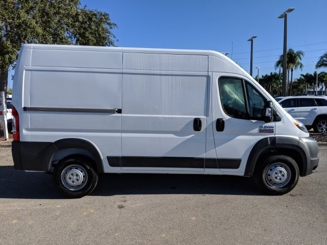 2018 ProMaster 2500 High Roof FWD,  Upfitted Cargo Van #E162026 - photo 4