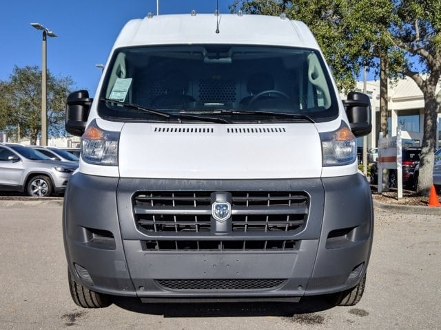 2018 ProMaster 2500 High Roof FWD,  Upfitted Cargo Van #E162033 - photo 9