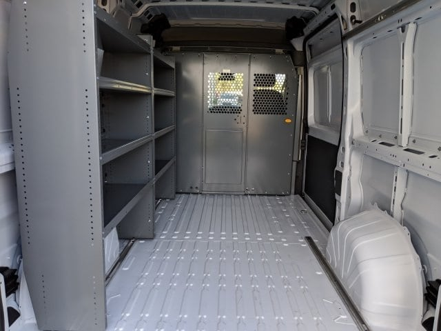2018 ProMaster 2500 High Roof FWD,  Upfitted Cargo Van #E162033 - photo 2