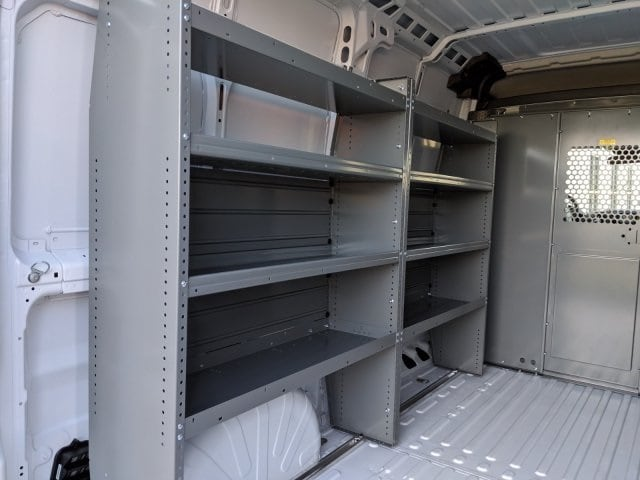 2018 ProMaster 2500 High Roof FWD,  Upfitted Cargo Van #E162033 - photo 13