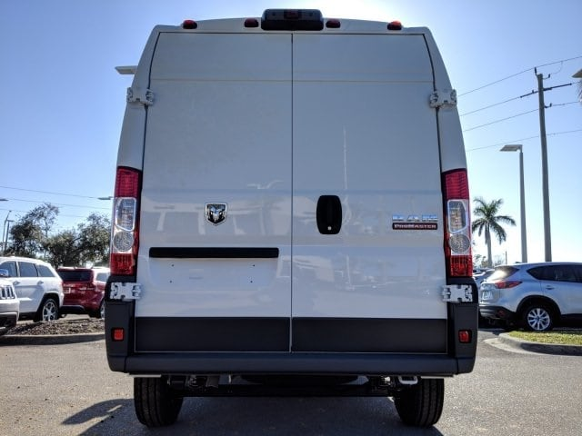 2018 ProMaster 2500 High Roof FWD,  Upfitted Cargo Van #E162033 - photo 6