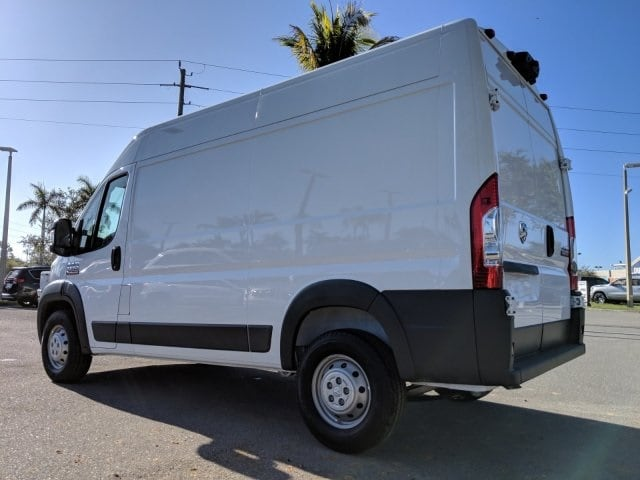 2018 ProMaster 2500 High Roof FWD,  Upfitted Cargo Van #E162033 - photo 7