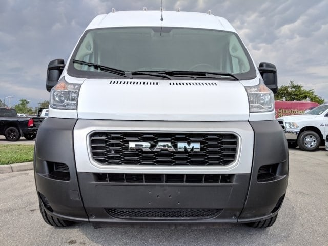 2019 ProMaster 2500 High Roof FWD,  Empty Cargo Van #E500465 - photo 9