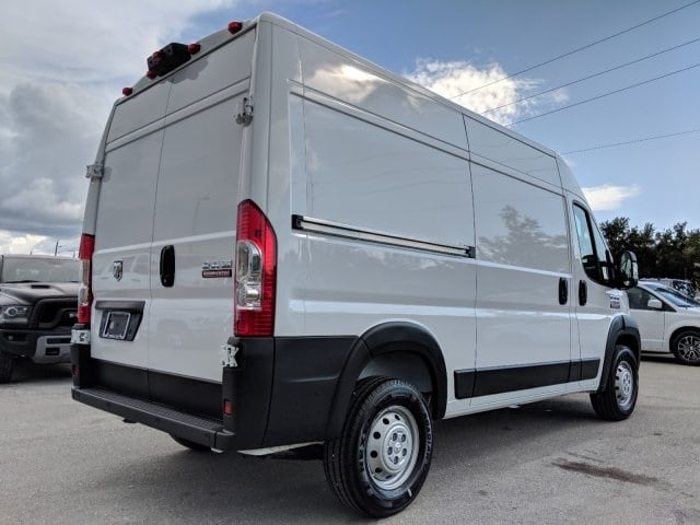 2019 ProMaster 2500 High Roof FWD,  Empty Cargo Van #E500465 - photo 5