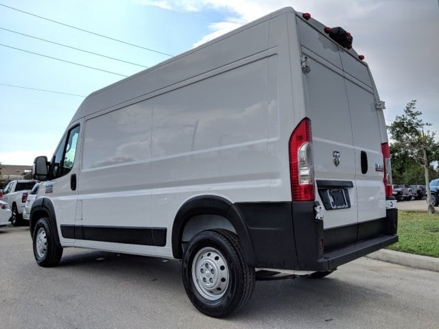 2019 ProMaster 2500 High Roof FWD,  Empty Cargo Van #E500465 - photo 7
