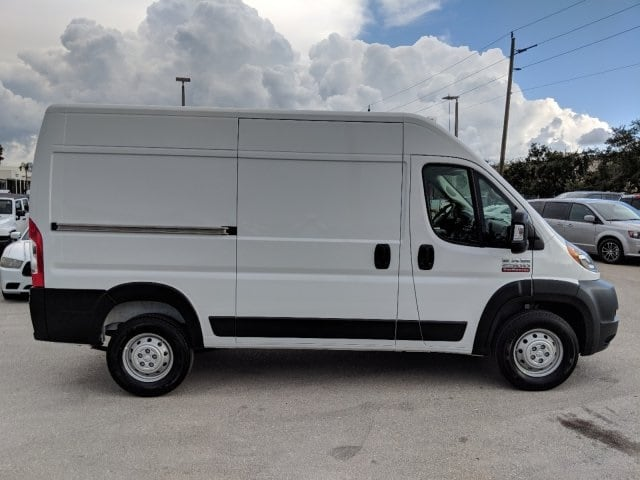 2019 ProMaster 2500 High Roof FWD,  Empty Cargo Van #E500473 - photo 4