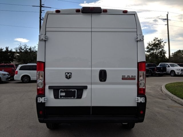 2019 ProMaster 2500 High Roof FWD,  Empty Cargo Van #E500473 - photo 6