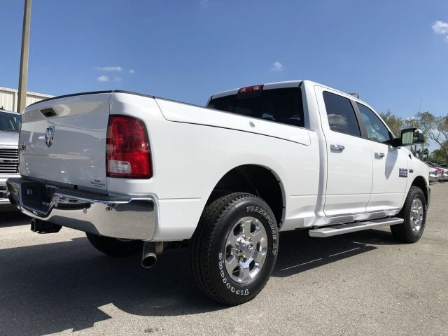 2018 Ram 2500 Crew Cab, Pickup #G208962 - photo 2