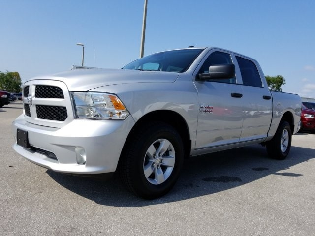 2018 Ram 1500 Crew Cab 4x2,  Pickup #G234455 - photo 7
