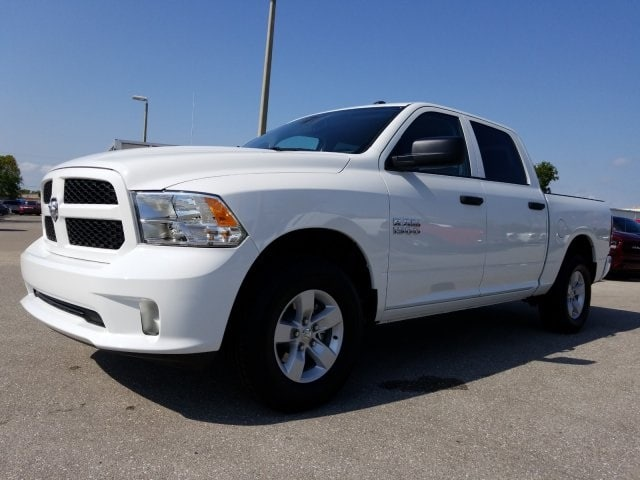2018 Ram 1500 Crew Cab 4x2,  Pickup #G234456 - photo 7