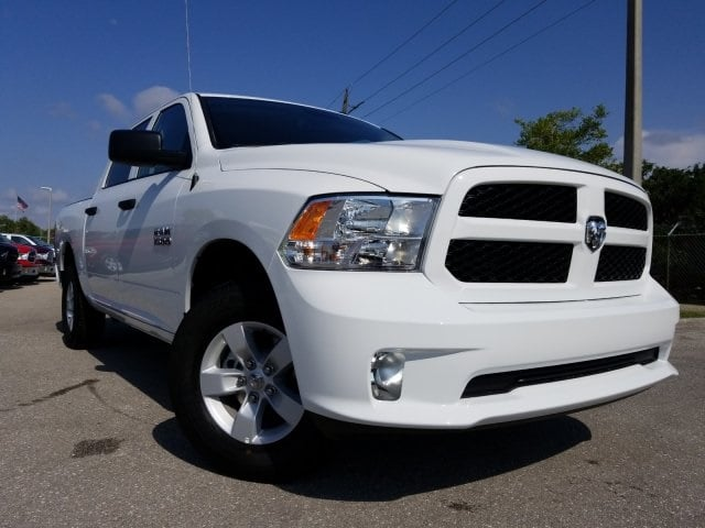 2018 Ram 1500 Crew Cab 4x2,  Pickup #G234456 - photo 3