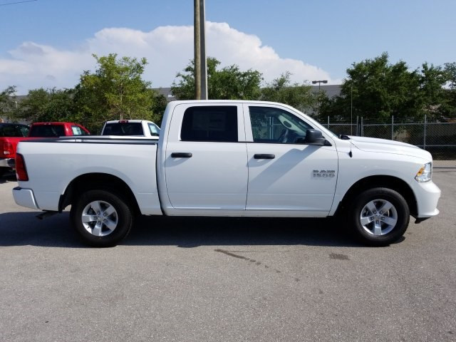 2018 Ram 1500 Crew Cab 4x2,  Pickup #G234456 - photo 4