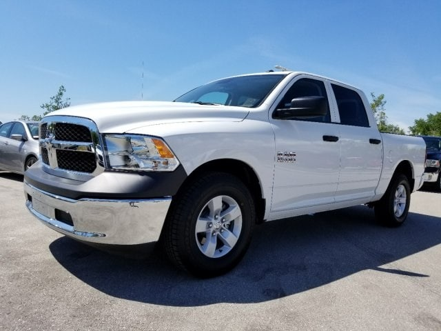 2018 Ram 1500 Crew Cab 4x2,  Pickup #G246564 - photo 7