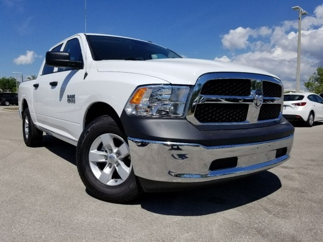 2018 Ram 1500 Crew Cab 4x2,  Pickup #G246564 - photo 5