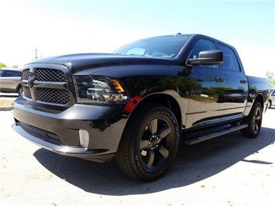 2018 Ram 1500 Crew Cab 4x2,  Pickup #G246567 - photo 7