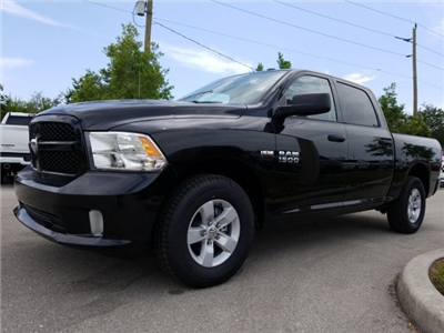 2018 Ram 1500 Crew Cab 4x2,  Pickup #G250894 - photo 7