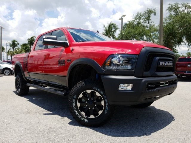 2018 Ram 2500 Crew Cab 4x4,  Pickup #G257815 - photo 3