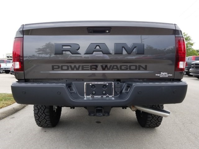 2018 Ram 2500 Crew Cab 4x4,  Pickup #G262488 - photo 5