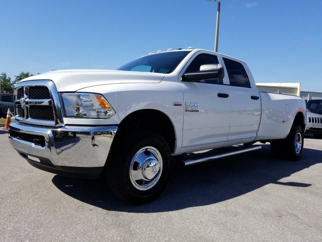 2018 Ram 3500 Crew Cab DRW 4x4,  Pickup #G267178 - photo 7